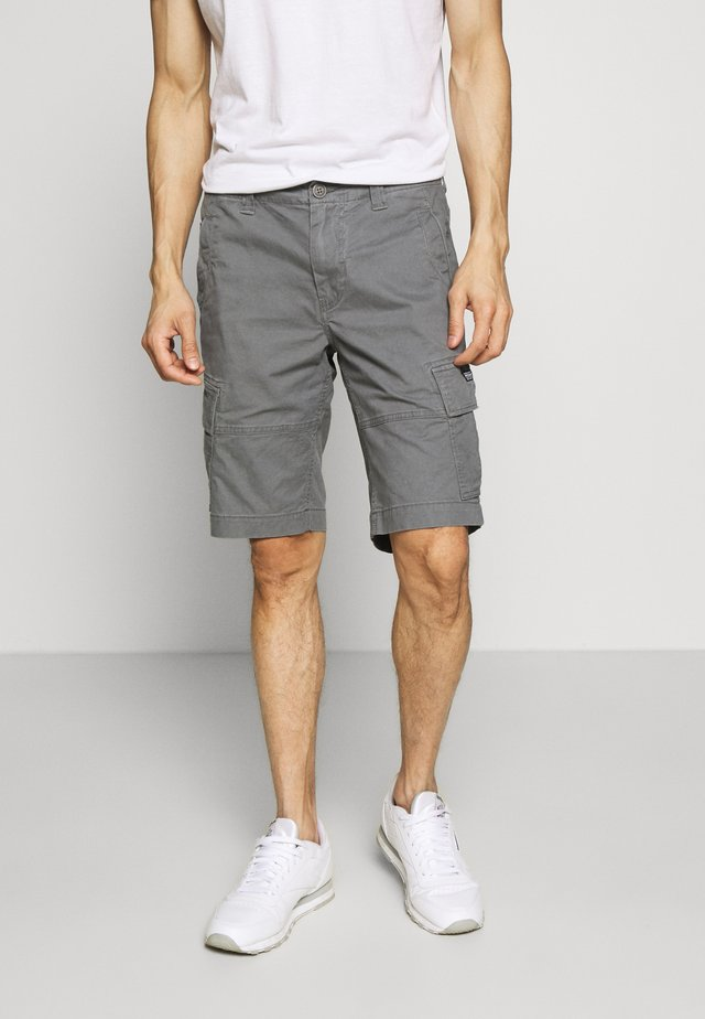 CORE CARGO SHORTS - Shorts - naval grey