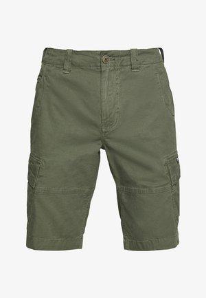 CORE CARGO SHORTS - Shorts - draft olive