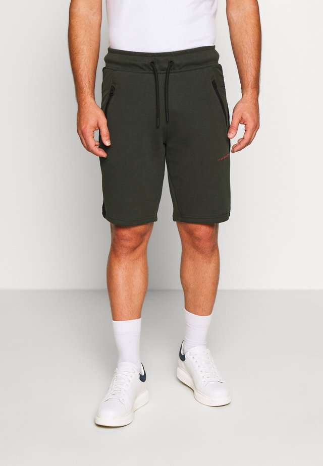 URBAN TECH SHORT - Shorts - surplus goods olive