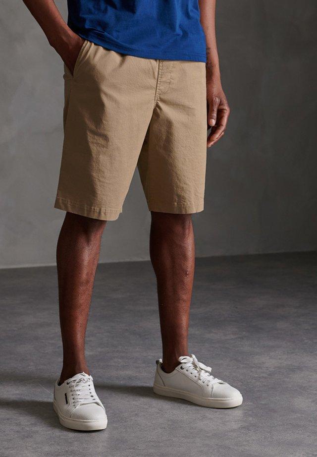 Shorts - grain khaki