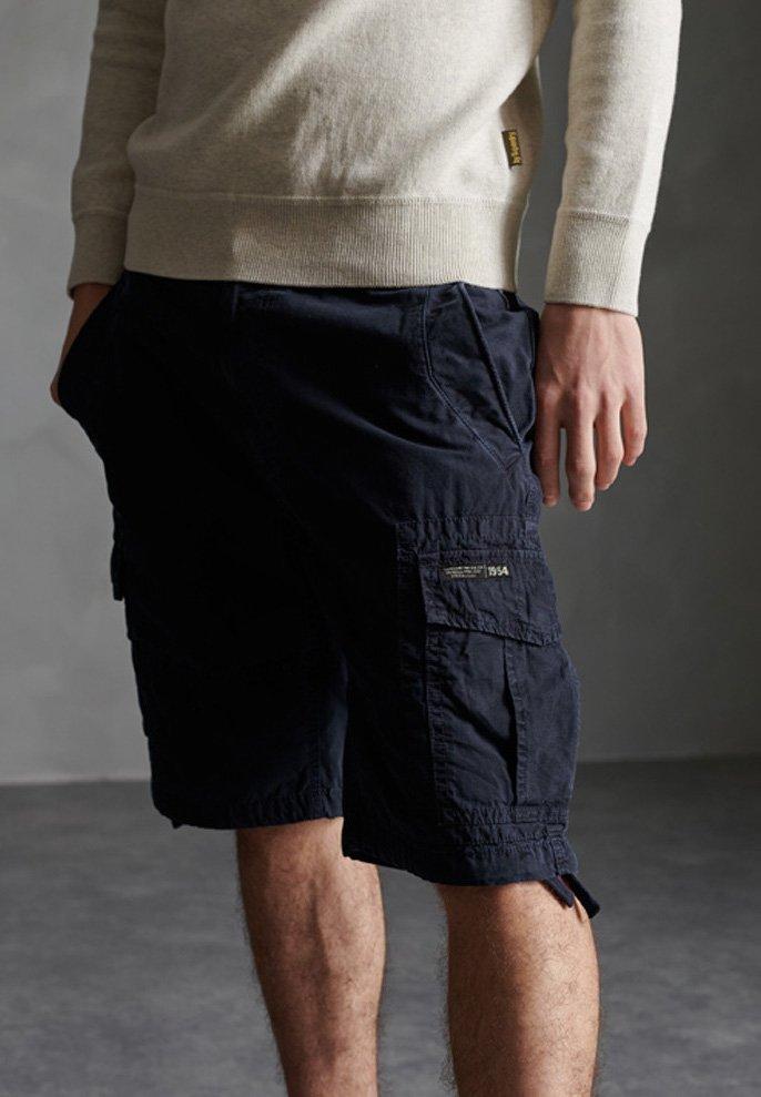 Superdry - CORE - Shorts - midnight navy