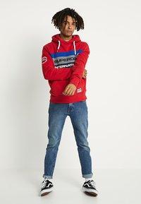 Superdry - TYLER - Slim fit jeans - alder mid blue - 1