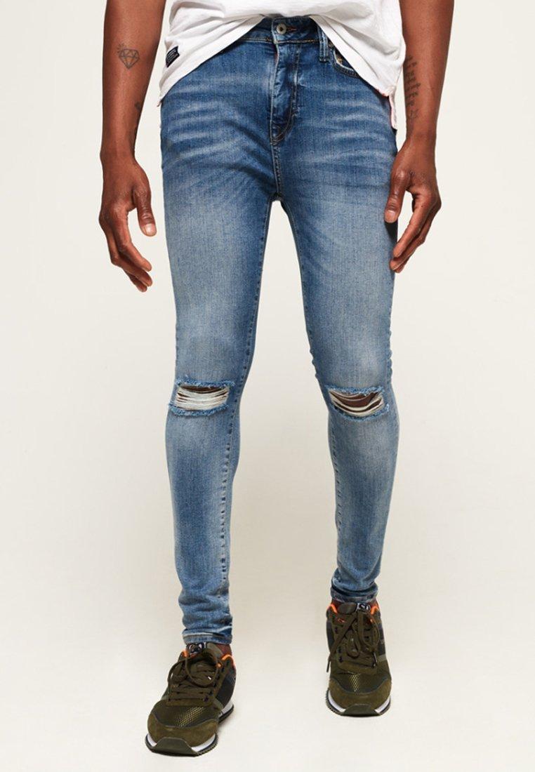 Skinny Superdry Blue JaredJeans Used Castle odBWCxre