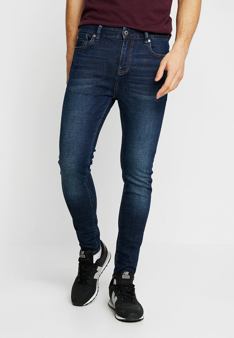 Carlton Blue Superdry Skinny Dark TravisJeans 3R4Aj5Lq