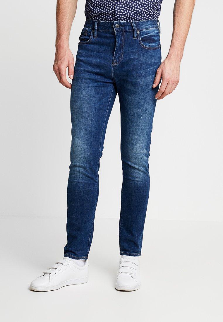 Superdry - TYLER - Jeans Slim Fit - union dark blue