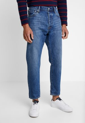 FRANKIE - Relaxed fit jeans - mid blue diamond