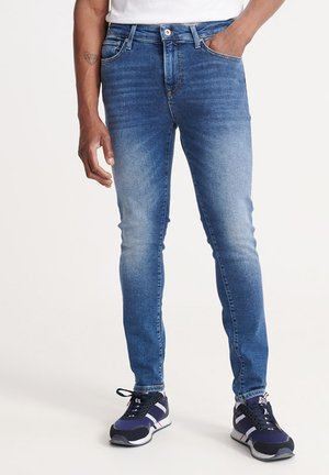 TRAVIS - Jeans Skinny Fit - dark blue
