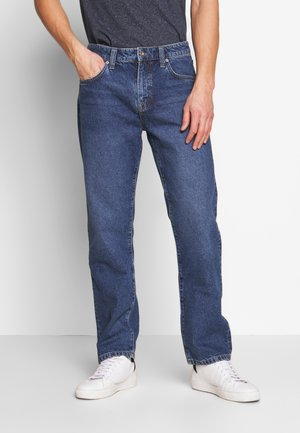 ETHAN CLASSIC  - Straight leg jeans - gallagher mid blue stone