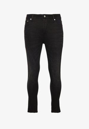 02 TRAVIS SKINNY NEW CODE NOS - Jeans Skinny Fit - berkeley black