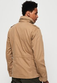 Superdry - CLASSIC ROOKIE MILITARY JACKET - Summer jacket - beige - 2