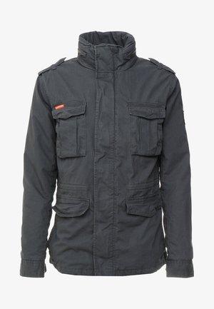 CLASSIC ROOKIE MILITARY JACKET - Veste légère - carbon grey