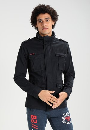 CLASSIC ROOKIE MILITARY JACKET - Tunn jacka - midnight