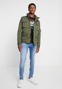 Superdry - CLASSIC ROOKIE MILITARY JACKET - Summer jacket - khaki - 1