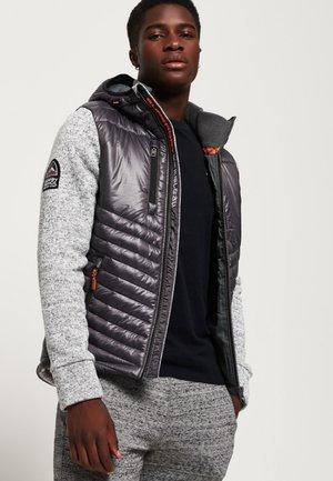 STORM HYBRID - Light jacket - light grey