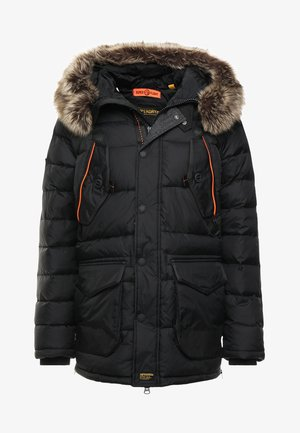 CHINOOK - Parka - black