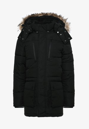 EXPEDITION - Wintermantel - black