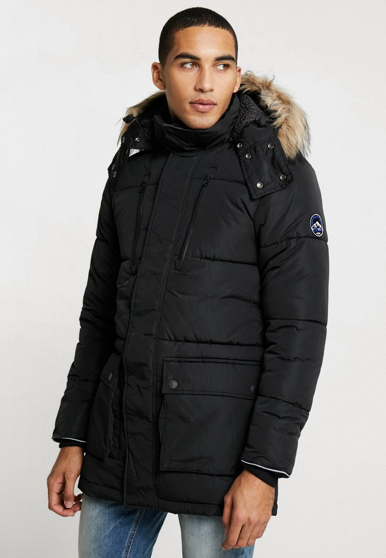 Superdry - EXPEDITION - Winterjas - black