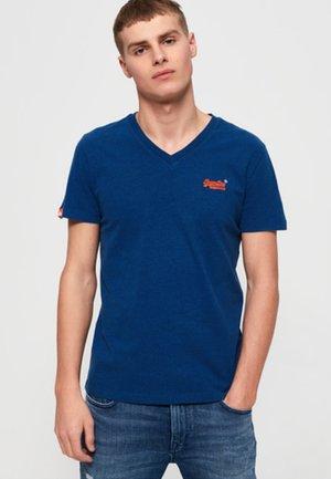 ORANGE LABEL - T-shirt basic - blue