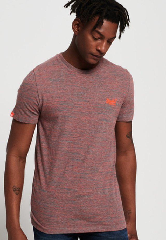 ORANGE LABEL - T-shirt basic - orange
