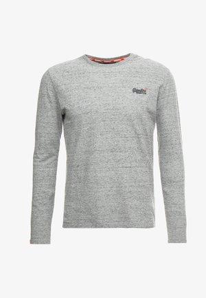 ORANGE LABEL VINTAGE TEE - Long sleeved top - flint grey grit