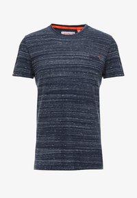 Superdry - ORANGE LABEL VINTAGE TEE - T-shirts med print - navy - 4