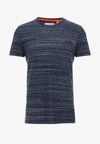Superdry - ORANGE LABEL VINTAGE TEE - Print T-shirt - navy - 4