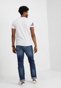 Superdry - VINTAGE LOGO TRI TEE - Print T-shirt - ice marl - 2