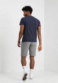 Superdry - VINTAGE LOGO TRI TEE - Print T-shirt - techno navy marl - 2