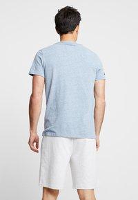 Superdry - VINTAGE LOGO TRI TEE - Print T-shirt - bliss blue - 2