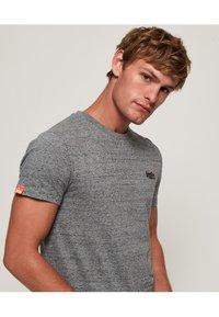 Superdry - ORANGE LABEL VINTAGE - T-shirt print - grey - 3