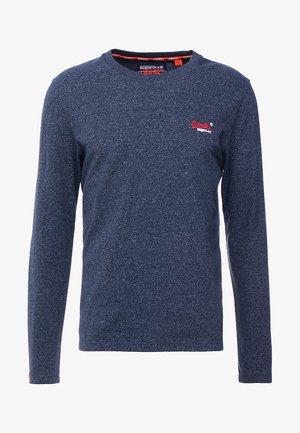 ORANGE LABEL - Pitkähihainen paita - classic blue feeder
