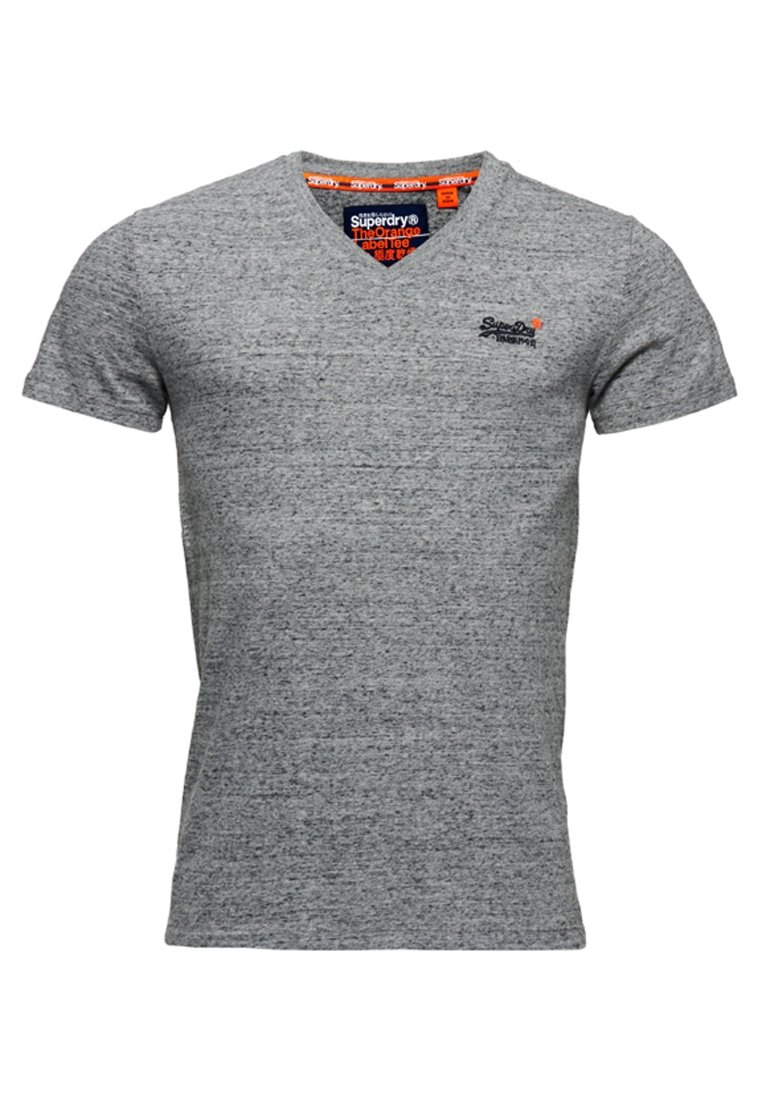 Superdry Poloshirt grey marl Zalando.nl