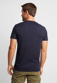 Superdry - COLLECTIVE TEE - T-shirt basic - box navy - 2