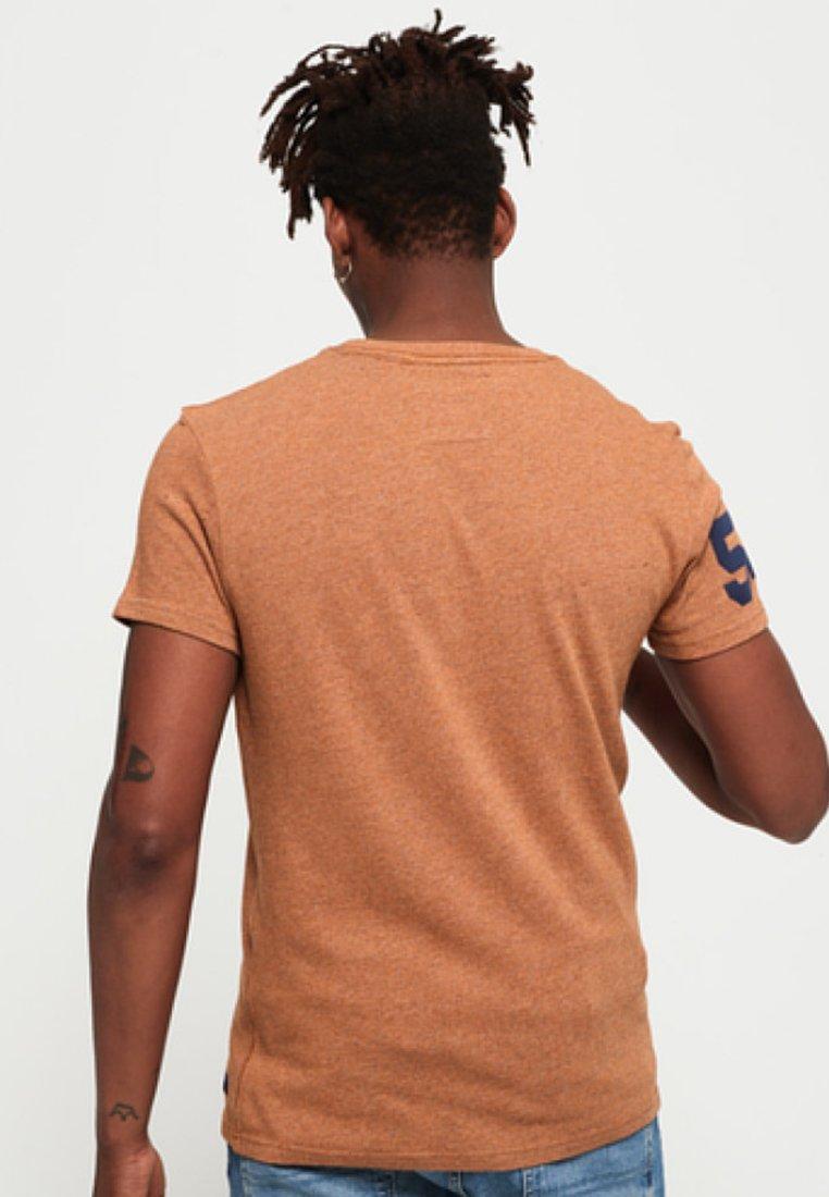 T T shirt shirt T shirt Superdry ImpriméOrange Superdry Superdry ImpriméOrange WEIe2DHY9