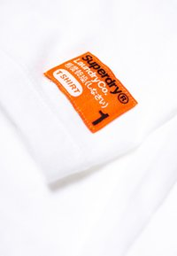 Superdry - 2 PACK - T-paita - laundry white / laundry black - 4