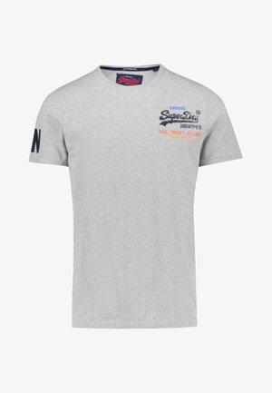 VINTAGE LOGO - T-Shirt print - grey