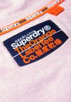 Superdry - ORANGE LABEL - T-Shirt print - pink