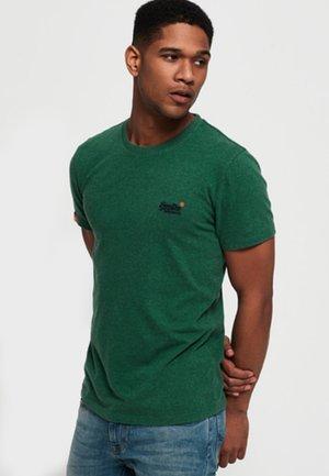 ORANGE LABEL - T-shirt print - woodland green