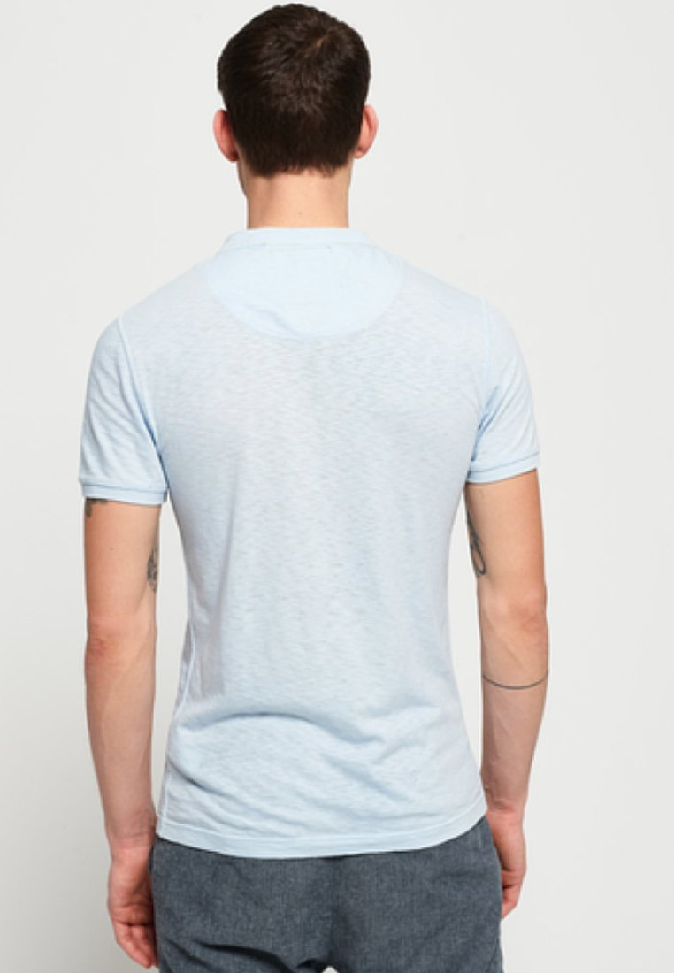 Royal Blue Mit ÄrmelnT Basique Superdry Kurzen shirt 5uJc3lTFK1