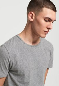 Superdry - Print T-shirt - lounge blue feeder/lounge grey marl - 3