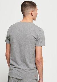 Superdry - Print T-shirt - lounge blue feeder/lounge grey marl - 2