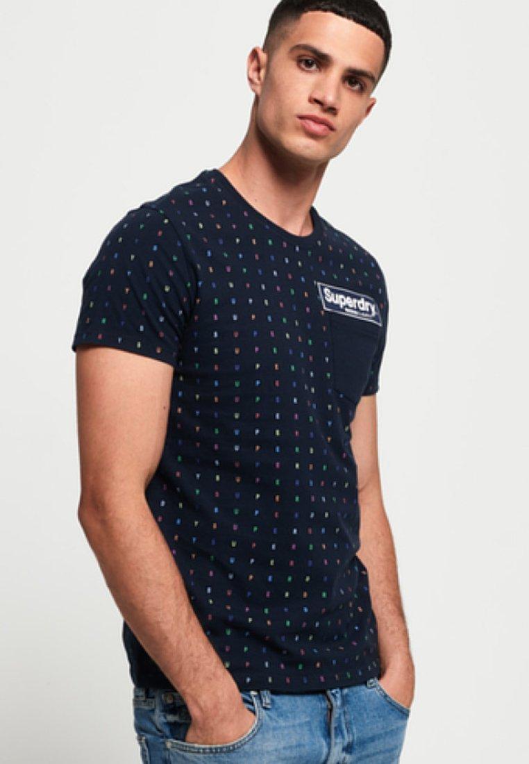 shirt shirt ImpriméNavy Superdry ImpriméNavy T ImpriméNavy T T shirt Superdry Superdry tQrxhCsd