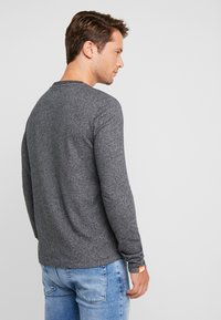 Superdry - ORANGE LABEL - T-shirt à manches longues - basalt grey - 2