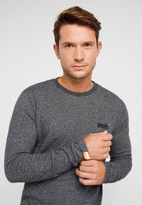 Superdry - ORANGE LABEL - T-shirt à manches longues - basalt grey - 3