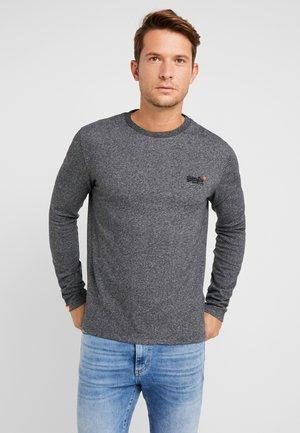 ORANGE LABEL - Longsleeve - basalt grey