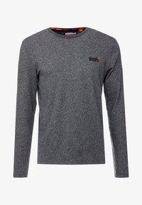 Superdry - ORANGE LABEL - T-shirt à manches longues - basalt grey - 4