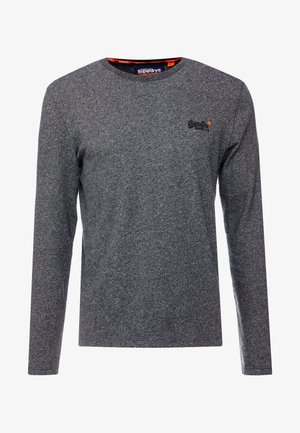 ORANGE LABEL - Longsleeve - basalt grey