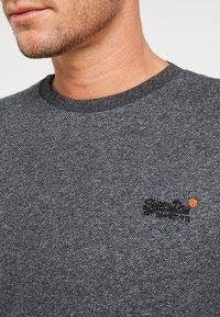 Superdry - ORANGE LABEL - T-shirt à manches longues - basalt grey - 5