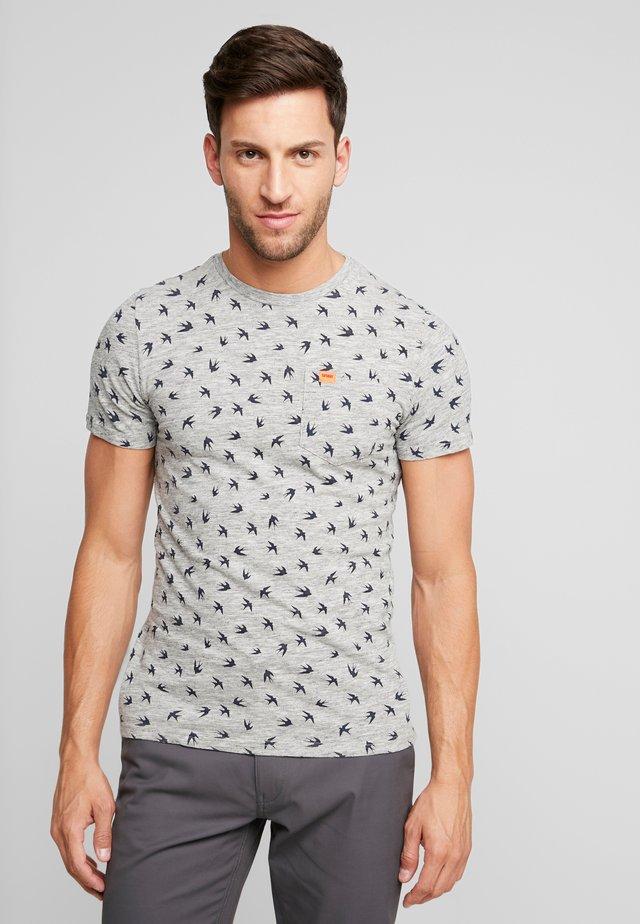 SANTA MARIA - T-shirt print - jasper grey grindle