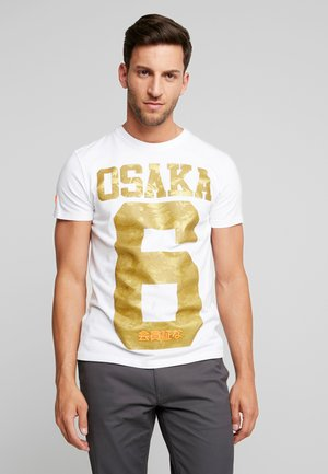 ICON OSAKA CAMO TEE - Print T-shirt - optic